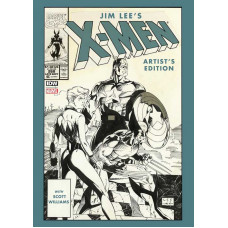 JIM LEES X-MEN ARTIST EDITION HARDCOVER