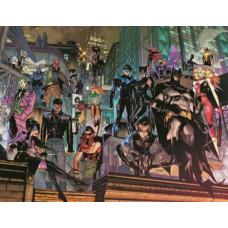 BATMAN #106 COVER B JIMENEZ WRAP AROUND VARIANT