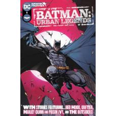 BATMAN URBAN LEGENDS #1 COVER A HABCHI