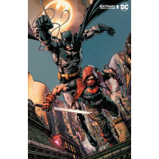 BATMAN URBAN LEGENDS #1 COVER B FINCH RED HOOD VARIANT
