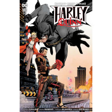 BATMAN WHITE KNIGHT PRESENTS HARLEY QUINN #5 (OF 8)