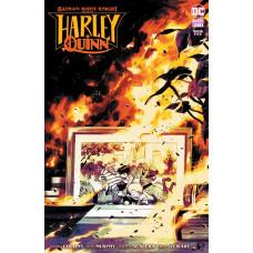 BATMAN WHITE KNIGHT PRESENTS HARLEY QUINN #5 (OF 8) MATTEO S VARIANT