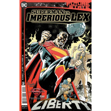 FUTURE STATE SUPERMAN VS IMPERIOUS LEX #2