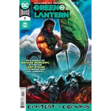 GREEN LANTERN SEASON TWO #11 (OF 12)