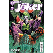 JOKER #1 COVER A MARCH