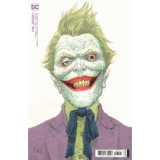 JOKER #1 COVER B QUITELY VARIANT