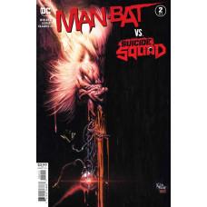 MAN BAT vs SUICIDE SQUAD #2 (OF 5)