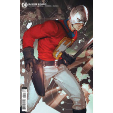 SUICIDE SQUAD #1 COVER B PAREL VARIANT
