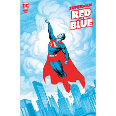 SUPERMAN RED & BLUE #1 COVER A FRANK