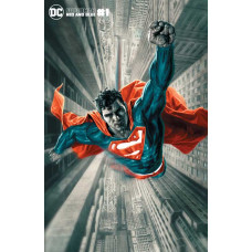 SUPERMAN RED & BLUE #1 COVER B BERMEJO VARIANT