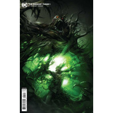 SWAMP THING #1 COVER B MATTINA VARIANT