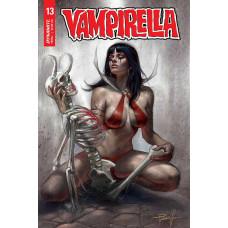 VAMPIRELLA #13 COVER A PARRILLO