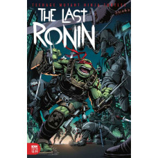 TMNT THE LAST RONIN #2 (OF 5)