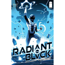 RADIANT BLACK #1 COVER D 1:10 COSTA