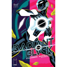 RADIANT BLACK #1 COVER A CHO
