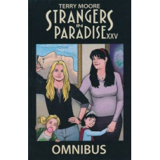 Strangers In Paradise XXV Omnibus Hardcover Abstract Studios