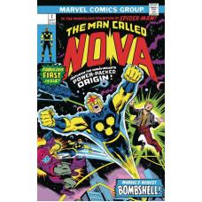 TRUE BELIEVERS ANNIHILATION NOVA #1 (Reprinting Nova (1976) #1)