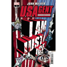 US AGENT #3 (OF 5)