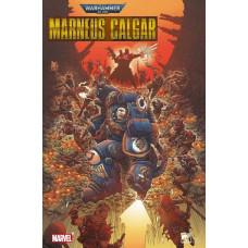 WARHAMMER 40K MARNEUS CALGAR #5 (OF 5)
