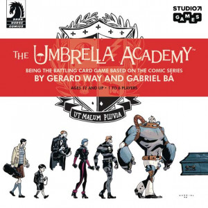 THE UMBRELLA ACADEMY BOARD GAME