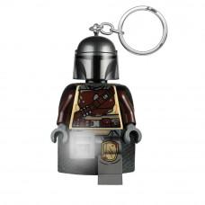 LEGO Star Wars - The Mandalorian Light-Up Keychain Din Djarin