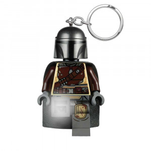 LEGO Star Wars - The Mandalorian Light-Up Keychain Din Djarin