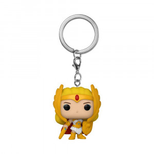 Classic She-Ra - Masters of the Universe - Pocket POP! Vinyl Keychain