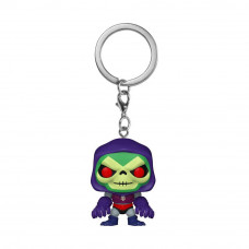 Skeletor with Terror Claws - Masters of the Universe - Pocket POP! Vinyl Keychain