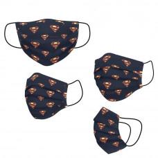 Superman Face Mask Logo