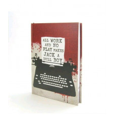 The Shining Jack's Journal Hardcover Notebook