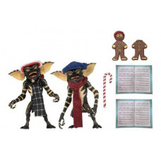Gremlins a Christmas Carol Winter Scene 1 - Pack Set 2 Action Figures – Neca