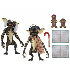 Gremlins a Christmas Carol Winter Scene 2 - Pack Set 2 Action Figures – Neca