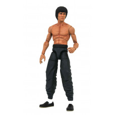 Bruce Lee Select Shirtless Action Figure