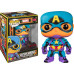 Captain America Marvel Black Light Vinyl Figure
