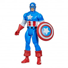 Captain America - Marvel Legends Retro Collection Series Action Figure