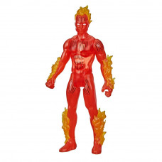 Human Torch - Marvel Legends Retro Collection Series Action Figure
