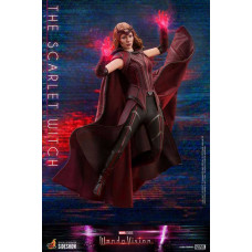 The Scarlet Witch - Wanda - WandaVision - Action Figure 1/6 28 cm