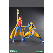 Marvel Universe X-Men '92 Wolverine & Jubilee Two Pack