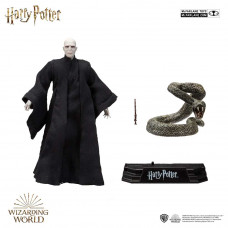"Harry Potter and the Deathly Hallows Part 2 - Lord Voldemort 7"" Action Figure"