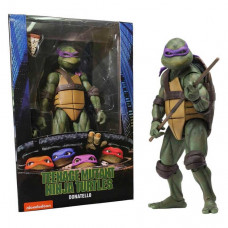 "Teenage Mutant Ninja Turtles 7"" Figure 1990 Movie Donatello"