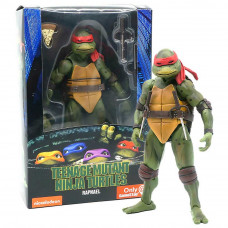 "Teenage Mutant Ninja Turtles 7"" Figure 1990 Movie Raphael"