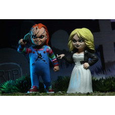 Toony Terrors - Chucky & Tiffany 2 Pack - 6″ Action Figure