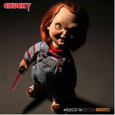 "Child's Play 15"" Talking Sneering Chucky Doll"