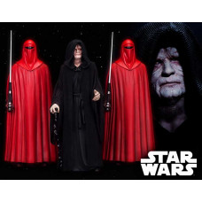 Star Wars Emperor Palpatine Royal Guard 3-Pack Artfx+ Statue