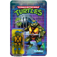 Teenage Mutant Ninja Turtles - Leonardo - ReAction Action Figure Leonardo 10 cm